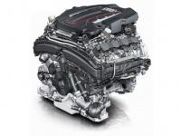 Двигатель 4.0 V8 TFSI