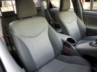 Активные подголовники сидений с защитой отплетевых травм (WIL)