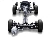 Система симметричного полного привода Symmetrical AWD