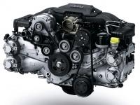 Новый горизонтально-оппозитный двигатель SUBARU BOXER