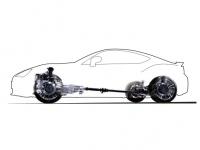 Шасси спортивного автомобиля
