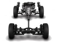 Симметричный полный привод Symmetrical AWD