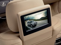 Развлекательная система для задних пассажиров