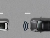 Адаптивный круиз-контроль с функцией автоматического поддержания дистанции