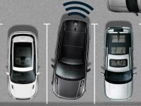 Система обнаружения транспортных средств при маневрировании