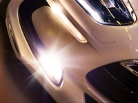 Система освещения поворотов