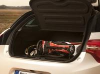 Багажник и ниши для хранения