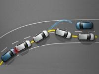 Система автоматического торможения Multi Collision Brake