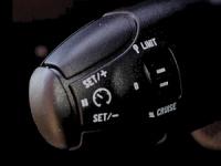 Ограничитель скорости и круиз-контроль