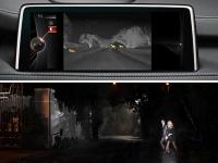 Система ночного видения BMW Night Vision с функцией динамической подсветки