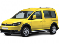 Volkswagen Cross Caddy минивэн
