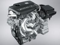 Турбированный двигатель AMG объёмом 2,0 л