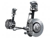Спортивная подвеска AMG: уникальное исполнение передней и задней подвесок