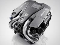 Битурбированный AMG V8 объёмом 5,5 л