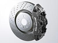 Тормозная система AMG повышенной мощности
