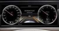 Система адаптивного круиз-контроля DISTRONIC PLUS с вспомогательной системой рулевого управления