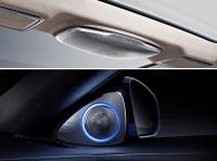 Акустическая система 3D-звучания Burmester® экстра-класса с 24-ю динамиками