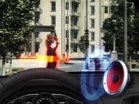 Функция предупреждения о столкновении с полным автоматическим торможением и обнаружением пешеходов и велосипедистов