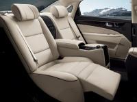 Больше комфорта и удобства на заднем сиденье