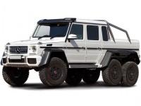 Mercedes-Benz G-Класс AMG 6x6