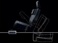 Функция складывания сидений третьего ряда одним нажатием кнопки