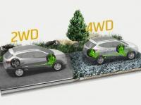 Электронная система полного привода для разных дорог