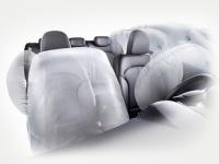 Подушки безопасности со сниженным усилием раскрытия