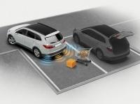 Система помощи при парковке задним ходом (RPAS)