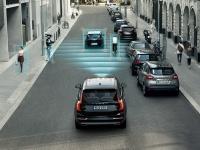Технология предотвращения столкновений City Safety