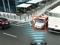 Система предупреждения о движении транспорта в пересекающем направлении