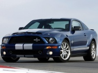 Ford Shelby GT 500 купе