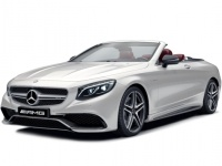Mercedes-Benz S-Класс AMG кабриолет