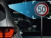 Система информирования об ограничениях скорости