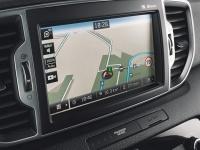 Навигационная система с 8-дюймовым экраном