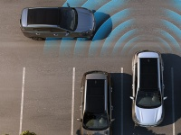 Система мониторинга перекрёстного движения