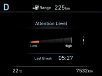 Система предупреждения водителя (DAA)