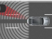 Система помощи при перестроении с ассистентом поворота