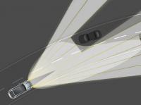 Светодиодные матричные фары, вкл. Porsche Dynamic Light System Plus