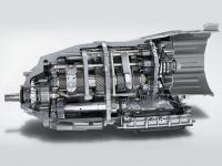 8-ступенчатая Porsche Doppelkupplung (PDK)