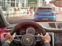 Адаптивный круиз-контроль, вкл. Porsche Active Safe