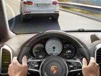 Адаптивный круиз-контроль, вкл. Porsche Active Safe (PAS)