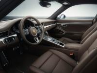 Подушки безопасности и Porsche Side Impact Protection System (POSIP)