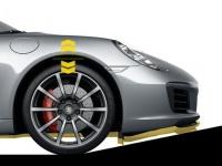Система подъема передней части кузова
