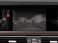 Система ночного видения BMW Night Vision