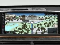 Навигационная система Professional с сенсорным дисплеем