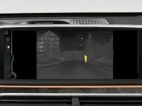 Система ночного видения с функцией распознавания пешеходов