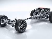 Спортивная подвеска AMG Ride Control