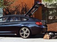 Бесконтактное открывание и закрывание крышки багажника