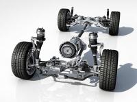 Спортивная подвеска AMG