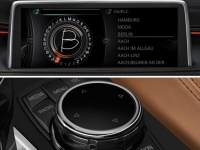 Сенсорный контроллер iDrive